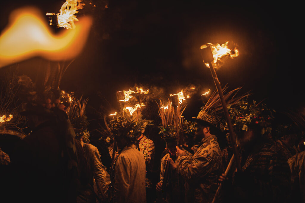 A Wassailing we shall go